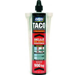 CEYS TACO QUIMICO POLYESTER 300ML