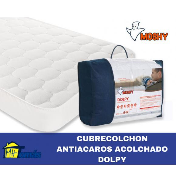 MOSHY PROTECTOR CUBRECOLCHON ANTIACAROS ACOLCHADO DOLPY