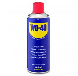 LUBRICANTE MULTIUSOS WD-40 400ML