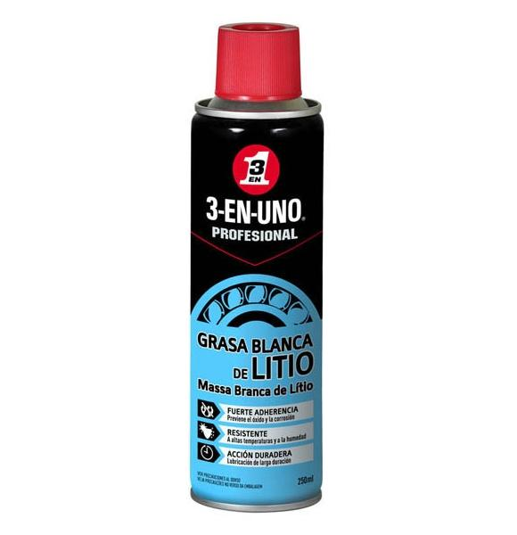 GRASA LITIO 3 EN 1 SPRAY 200ML