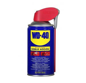 LUBRICANTE MULTIUSOS WD-40 DOBLE ACCION 300ML
