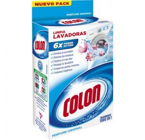 COLON LIMPIADOR ESPECIAL PARA LAVADORAS
