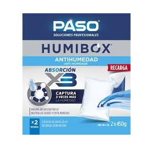 RECAMBIO 2 UNIDADES HUMIBOX PASO PROFESIONAL