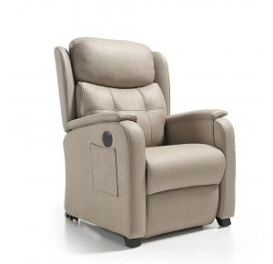 SILLON RELAX TURBO DESENFUNDABLE Y SISTEMA POWER LIFT