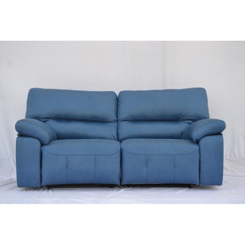 sofa 2 plazas relax nuria con motor electrico