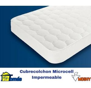 CUBRECOLCHON IMPERMEABLE MICROCELL MOSHY