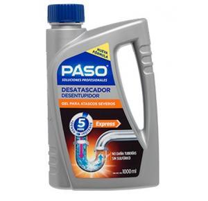 PASO PROFESIONAL DESATASCADOR GEL EXPRESS