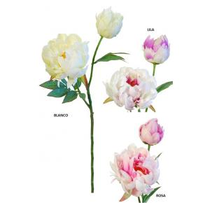 PEONIA FLOR ARTIFICIAL